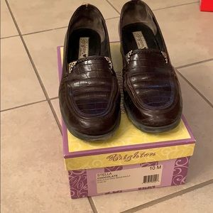 Brighton Loafers Size 10